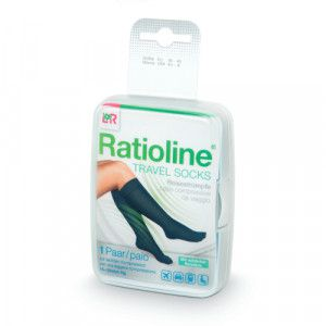 RATIOLINE Travel Socks Gr.36-40